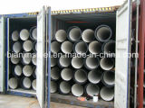 T-Type Gas Supply Pipe en fonte ductile