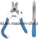 O ajustador da tosquiadeira da preparação do animal de estimação Scissor a tosquiadeira de prego do cão