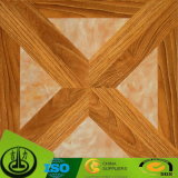 Papel decorativo do parquet para o assoalho laminado