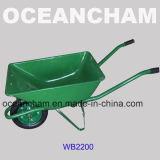 Курган колеса высокого качества ходкий промышленный для конструкции (WB2200)