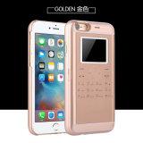 het 2ND Geval van de Telefoon van de Wijzerplaat van het Tussenvoegsel van de Kaart van het Scherm SIM van de Aanraking van de Generatie voor iPhone6/6plus