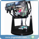 Rotation elettrico Flight Simulation Motion Platform 8d Car Racing, Driving Simulator Rotating Platform per Cars