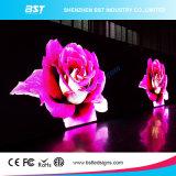 Afficheur LED d'intérieur de haute résolution de P6mm HD pour le divertissement