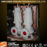 Versenkbare Abwasser-Pumpen-Tauchens-Pumpe