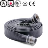 2 인치 PVC 고압 튼튼한 화재 물 호스 관