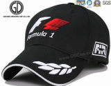 Tampão de golfe feito sob encomenda do basebol do chapéu do esporte do bordado da alta qualidade
