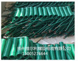 Clavijas de aluminio de 7 clavijas Cable de remolque TPU para cable de espiral de remolque de camión 12 / 24V