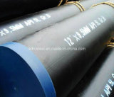 Pipe en acier chaude de la qualité api 5L pour des matériaux de construction