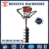セリウムCertificateとの52cc Gasoline Earth Auger