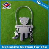 Auto-Firmenzeichen-MetallKeychain kundenspezifisches Metall Keychain