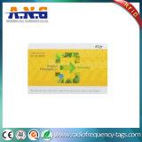 animal de estimação sem contato do smart card de 125kHz RFID 10 anos de bit da resistência 64 lido