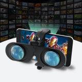 Vidrios video de la realidad virtual del doblez 3D Eyewear de Vr de la cartulina de Google