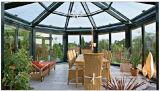 Muchos forman a tejados del diseño el Sunroom de aluminio (la parada total transitoria)