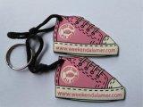Qualität Plastic Promotional Gift 3D PVC Key Chain (KC-005)