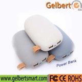 La Banca portatile ovale di potere esterno della batteria del telefono mobile con RoHS