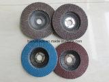 Roda de moedura abrasiva da venda quente/disco abrasivo da aleta