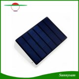 """3 dans 1 en aluminium imperméabilisent la lumière solaire extérieure de jardin de mouvement de 48 DEL avec 3 """"copies claire"""""""