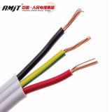 Огнезащитный медный провод и кабель PVC Insualted сердечника гибкий электрический