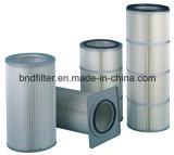 Патрон пылевого фильтра поверхностного покрытия PTFE