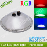 12X3w 세륨, RoHS IP68 Listed Under Pool Light, Under Pool Lighting