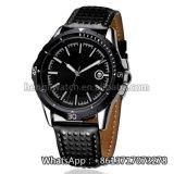 2016新式の水晶腕時計は、ステンレス鋼の腕時計HlBg105を作る