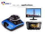 """2.4 """" LCD HD de Videocamera van de Camera van de Auto van de Visie van de Nacht van het Registreertoestel van de Auto DVR DVR"""