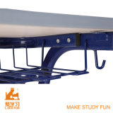 금속 Frame와 Melamine 교실 Furniture&Student Desk