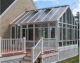 Perfil de aluminio para el Construcción-Aluminio que adorna el Sunroom