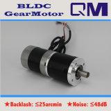 Gang-Bewegungsverhältnis-1:40 mit NEMA23 100W schwanzlosem Gleichstrom-Motor BLDC