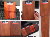 Haute Qualité RoHS standard Décoration Bois Effet Powder Coating
