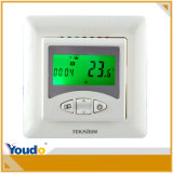 комната Thermostats 2-Position Control Weekly Programming Digital Heating