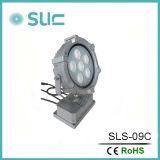 Projecteurs en aluminium de la haute énergie DEL pour l'usage de projet