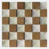 3D Mosaic Wall Tile per Building Decoration