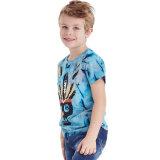 Little Boy를 위한 2016년 Suumer printing Cotton Short Sleeve T-Shirt