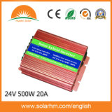 (HM-24-500-N) inversor 24V500W híbrido solar com o controlador 20A