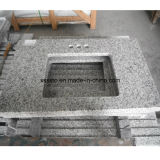 G655 de Bovenkanten van de Ijdelheid van het Graniet voor Keuken