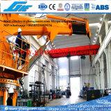 Gru marina idraulica dell'asta telescopica dell'ABS di CCS