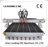 Máquina multi 1325 de madera del ranurador del CNC de la pista de la eficacia alta