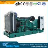 wasserkühlung-Dieselgenerator-Set Wechselstrom-200kw/250kVA Dreiphasenmit BRITISCHER Motor-Energie