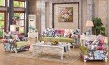 Modèles 2016 en forme de L neufs de sofa de meubles de pièce