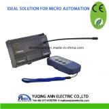 Travail à télécommande de l'émetteur Sr-Comité technique avec Sr-RCA, RCD, mini AP