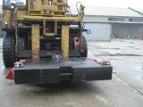 Отливка утюга, отливка песка, встречный вес для машинного оборудования Terex