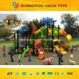 Оборудование спортивной площадки горячего парка атракционов малышей сбываний напольное (A-15098)