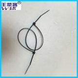 Zhejiang 나일론 케이블 동점 제조 도매 21cm 1개 시간 사용 케이블 동점