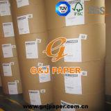 """Vario di carta di Grammage C2s usato sulla macchina """" offset """""""