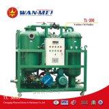 Secagem da filtragem profissional do petróleo da turbina do vácuo/processo Planta-Fortes da desgaseificação (TL-75)