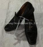 Серии используемого штоком ботинка руки ботинок вторых