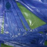 Брезент PE с UV обработанный для крышки Tb120 шлюпки