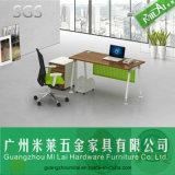 Mobília de escritório Desking executivo da ferragem do fornecedor de China com gabinete
