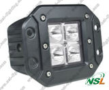 CREE affleurant DEL Work Light de Mount 16W hors de Road Truck